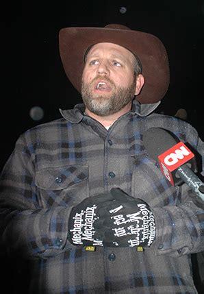 Ammon Bundy Criminal Record Lands Refuge Militants Fear Impending Arrest