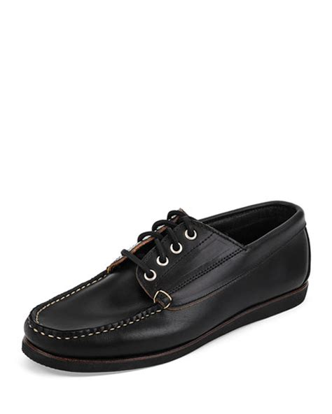 eastland made in maine boat shoes eastland made in maine falmouth usa c moc boat shoe