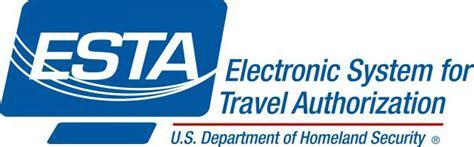 visto ingresso usa esta sistema elettronico di autorizzazione al viaggio in usa