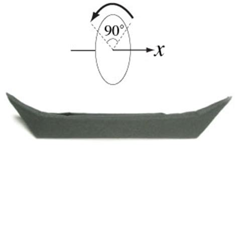 How To Make A Gondola Out Of Paper - how to make an origami gondola boat page 5