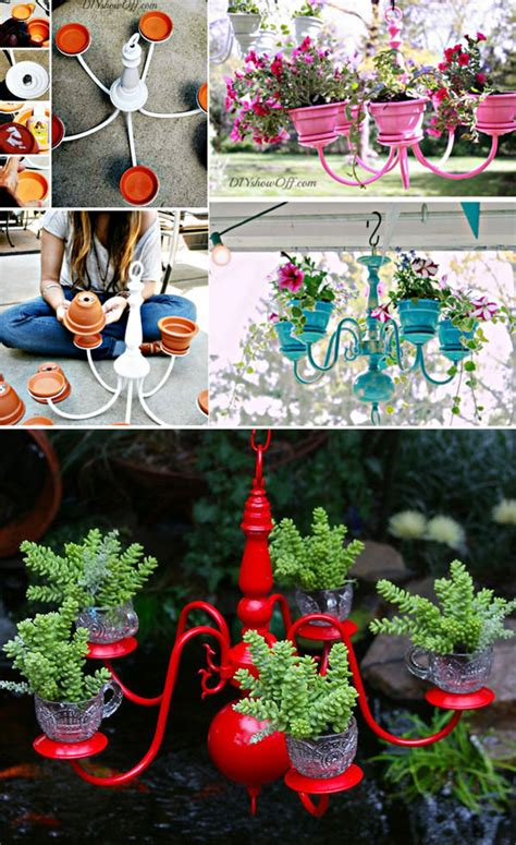Unique Planter Ideas by 29 Insanely Creative Diy Planter Ideas From Household