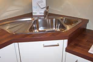 White Corner Kitchen Sink Corner Sink Kitchen With Attractive Layout To Tweak Your