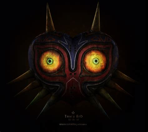 majoras mask hyrule the time s end majora s mask remix