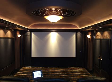 home theater lighting design interesting ideas for home