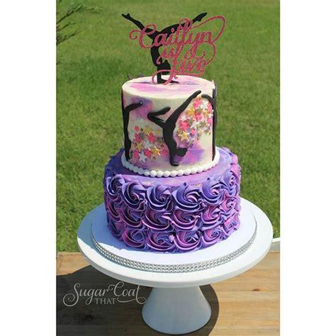 Cake Ultah And Friend Buttercream cake purple birthday pink on instagram