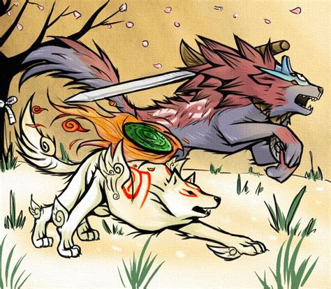 okami part 50 fan art