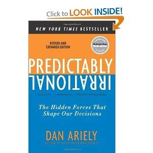 predictably irrational the hidden 0007256531 1000 images about business books that i love on great books marketing and daniel o