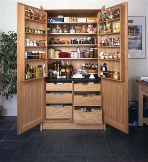 freestanding pantry a freestanding pantry for small spaces your projects obn