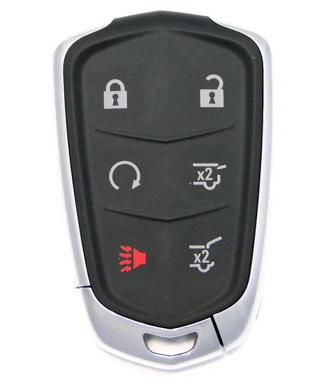 cadillac remote car 2016 cadillac escalade remote keyless entry key fob
