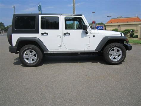 Weight Of Jeep Wrangler 2012 Jeep Wrangler Unlimited Sport 4wd For Sale In