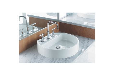 Faucet K 4000 47 In Faucet K 2331 4 47 In Almond By Kohler