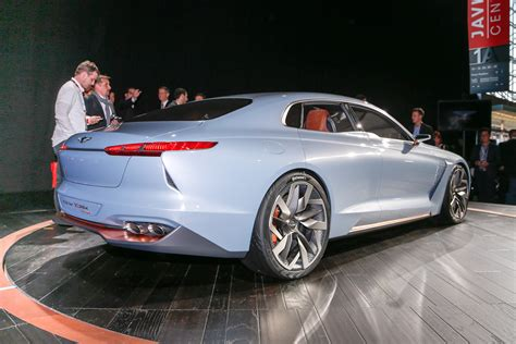 genesis new york concept bows at new york auto show motor trend genesis new york concept bows at new york auto show
