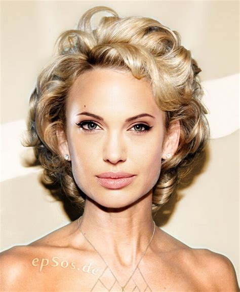 short hair hairstlyes for curly hair with alot of volumr professional short curly hairstyles