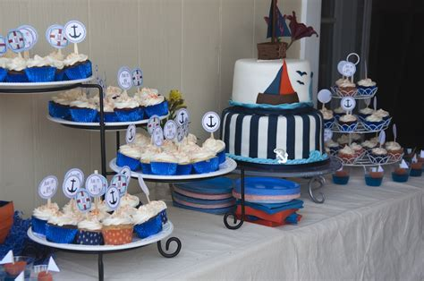 nautical baby shower food ideas nautical baby shower