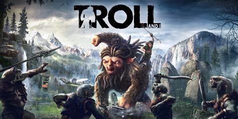Nintendo Switch Troll And I troll and i nintendo switch software nintendo