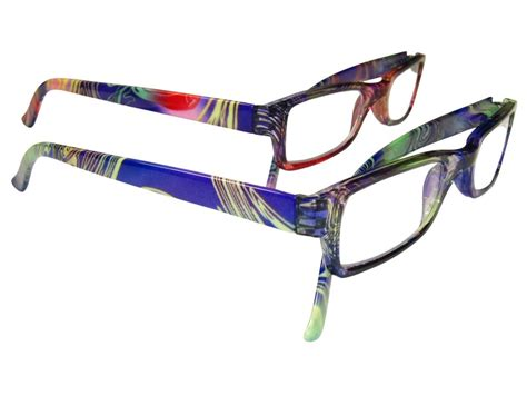 clere vision reading glasses rainforest