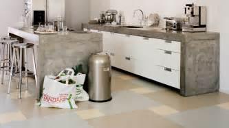 Kitchen Flooring Trends by Marmoleum Click Linoleum Parkett Bodenbelag