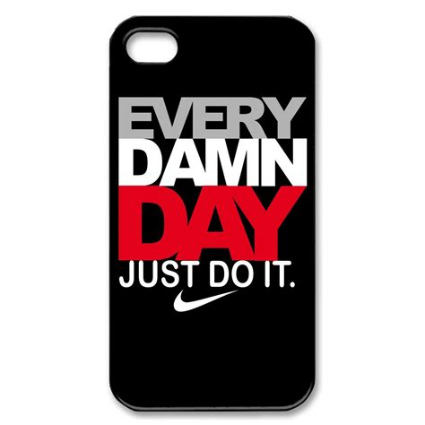 Just Do every damn day just do it nike wallpaper