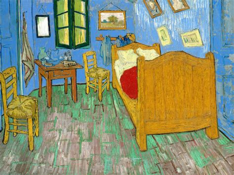 schlafzimmer poster vincent gogh gogh s bedroom at arles poster