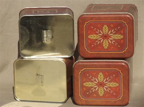 nice kitchen canister labels images labels for canisters must use vintage cheinco kitchen tins canister set w old general