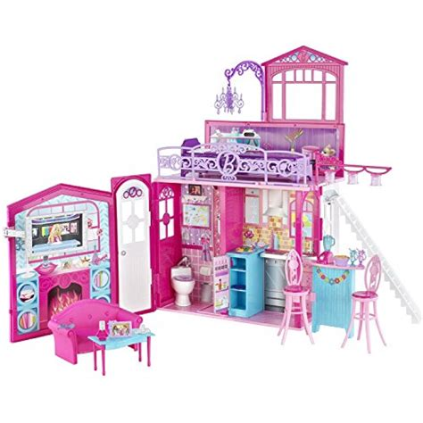 barbie glam vacation house with doll barbie glam vacation house sale r50 off your first purchase