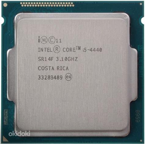 Intel I5 4690k Processor6m Cache Up To 390 Ghz intel 174 i5 4440 processor 6m cache up to 3 30 ghz tartu komponendid varuosad
