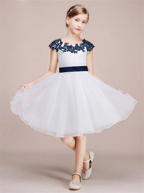 white short junior bridesmaid dressessimple junior party