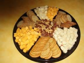 Platters chee and crackers trays cheese and crackers platters