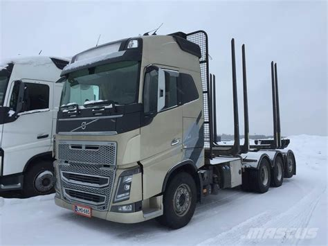 volvo truck 2015 price used volvo fh16 logging trucks year 2015 price 134 386