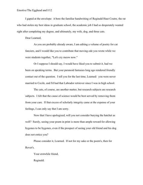 html format get letter to an author format exle ameliasdesalto com