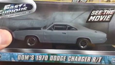 Greenlight 1 43 Dodge Charger The Fast And The Furius 2001 Promo greenlight 1 43 fast and furious doms 70 dodge charger