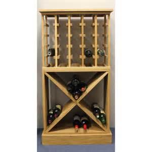 Cabinet With Wine Rack 65 Bottle Solid Oak Wooden Wine Cabinet Rack With Plinth