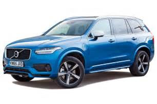 Suv Cars Volvo Xc90 Suv Review Carbuyer