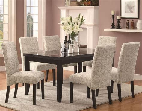 white fabric dining room chairs best 25 fabric dining room chairs ideas on pinterest