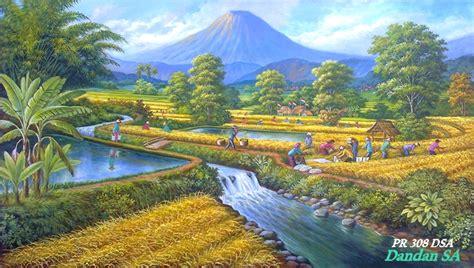 contoh wallpaper alam contoh gambar pemandangan alam indonesia mi putri
