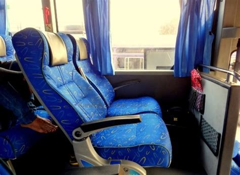 sleeper coach seats what is the difference between an ac pushback and an