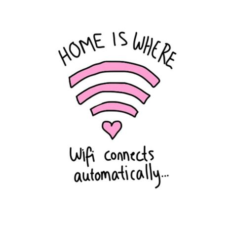 home is where wifi connects automatically pictures photos