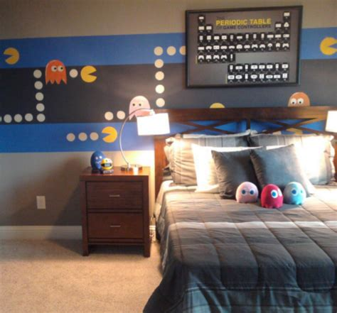 video game home decor 7 cool video games themed room for kids kidsomania