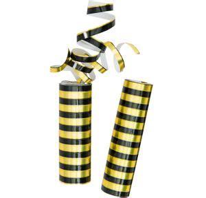 Family Batman Gold Foil Ds4519 black gold foil serpentines 2ct city