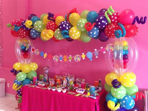 candyland quot candy quot table candy land sweet 16