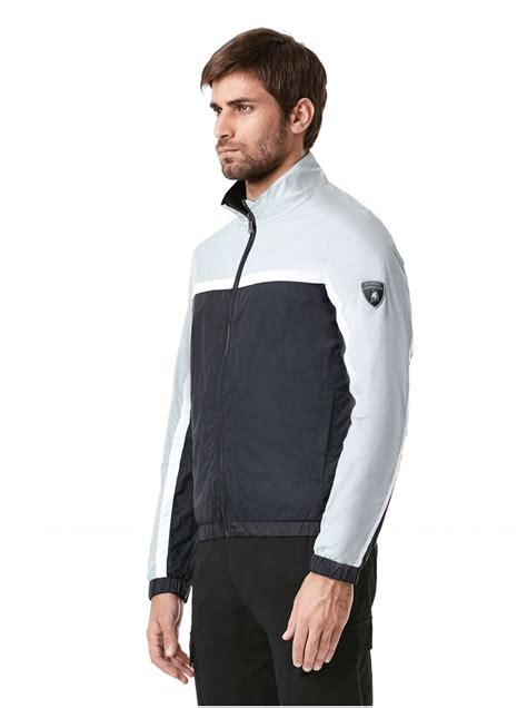 reversible jacket by lamborghini choice gear