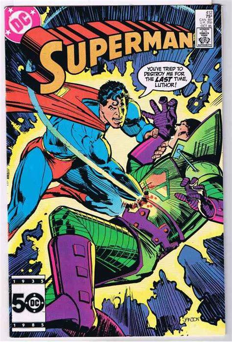 superman comic book pictures superman comics 1939 to pressent