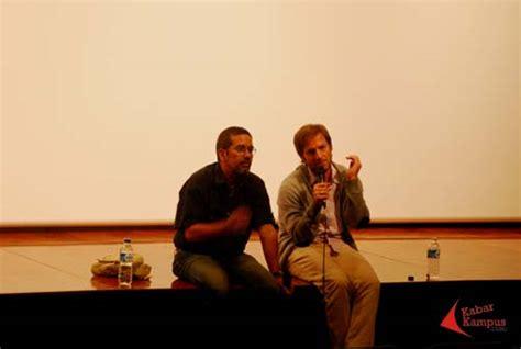 film kolosal peraih oscar diskusi film bersama sutradara peraih oscar