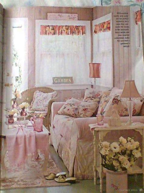 vintage rose bedroom ideas estilo shabby chic