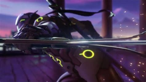 film vidio genji two new overwatch cinematics to be shown at special