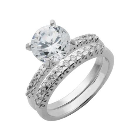 Wedding Rings In Walmart by New Fashion Wedding Ring Walmart Cubic Zirconia Wedding Rings