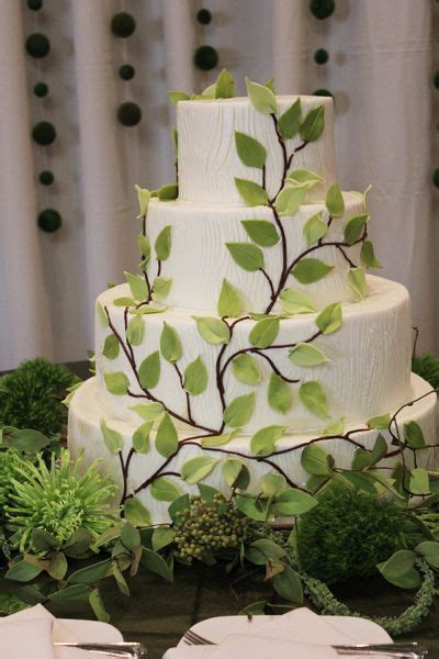 25 best ideas about nature wedding cakes on whimsical wedding wedding cakes with