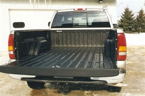rhino truck bed liner sprayed on truck bed liner from rhino linings of rochester