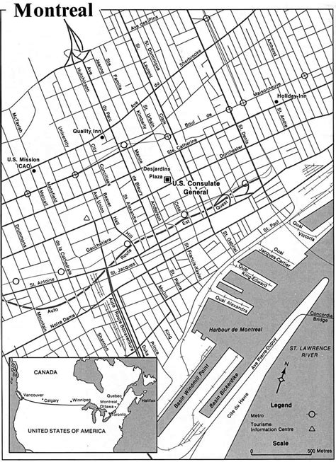 printable map montreal large montreal maps for free download and print high