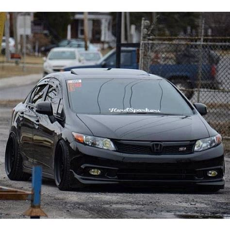 stancenation honda civic si pin by t rican on hondas pinterest
